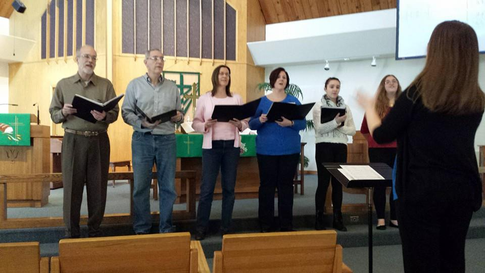 Adult chancel choir