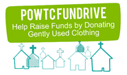 Paving our way to Christ funddrive logo